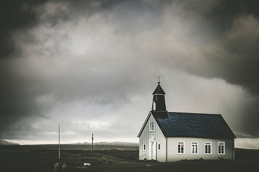 strandarkirkja church, iceland