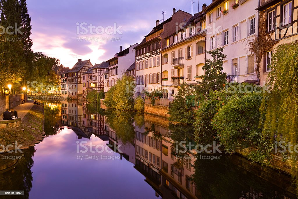 Strasbourg, France royalty-free stock photo