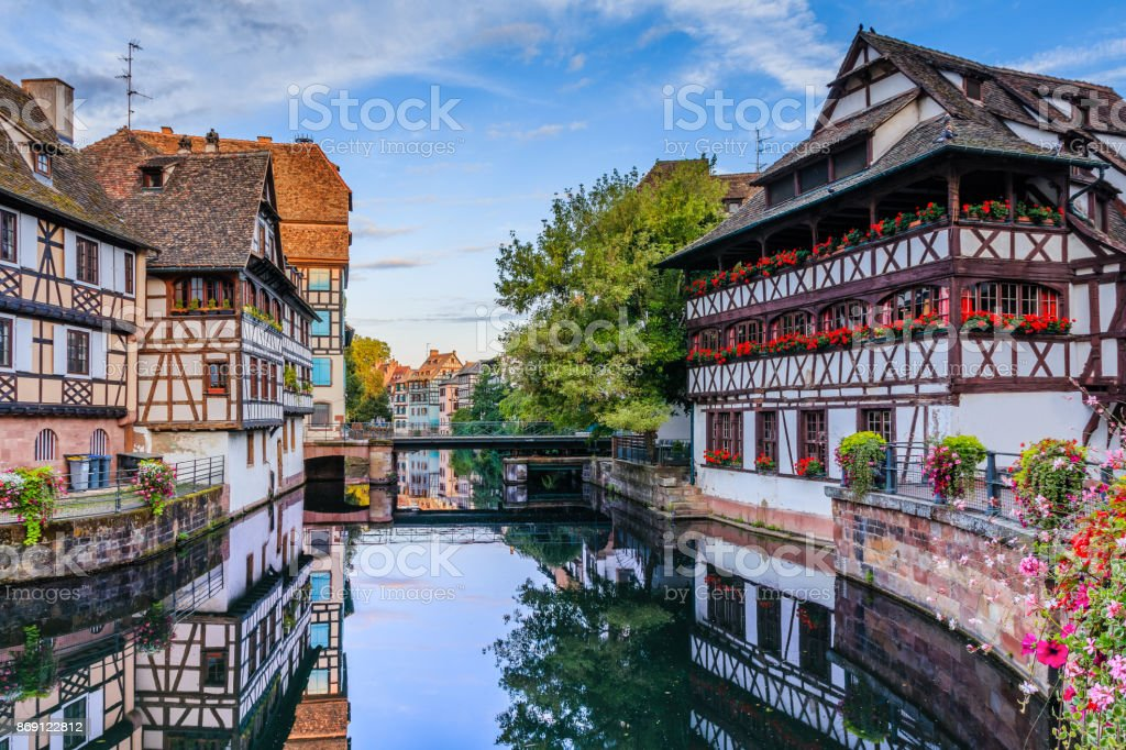 Strasbourg, France. - foto stock