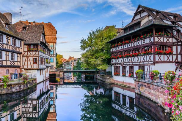 Strasbourg, France. - foto stock