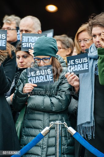 800485914istockphoto Strasbourg holds silent vigil for those killed in Paris attack 531530657