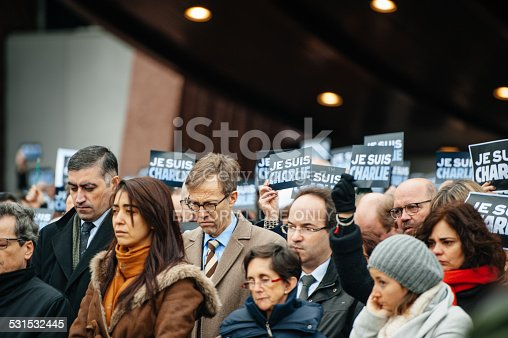 800485914istockphoto Strasbourg holds silent vigil for those killed in Paris attack 531532445