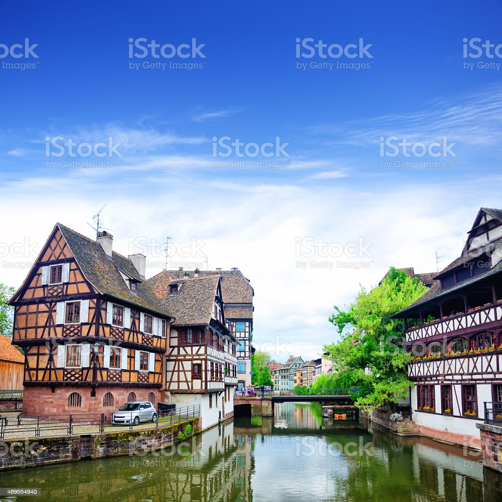 Strasburgo - foto stock