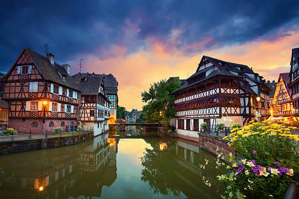 Strasbourg. - foto stock