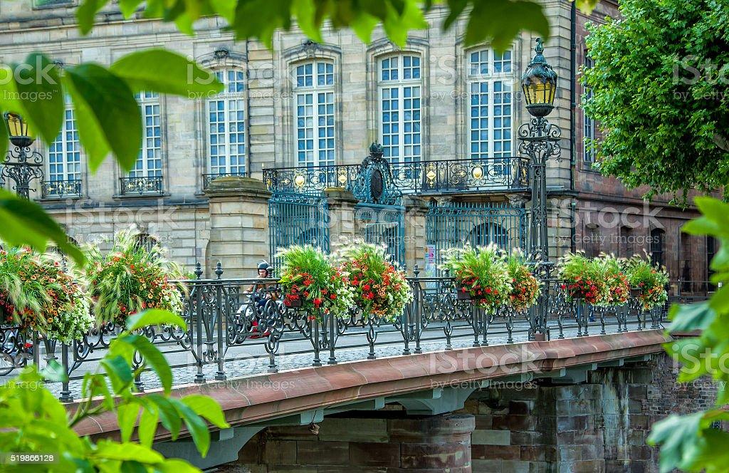 Strasbourg street royalty-free stock photo