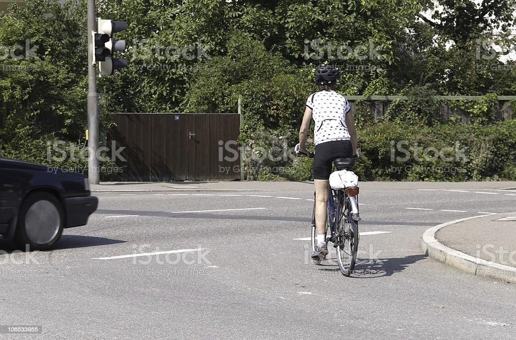 strassenverkehr stock photo