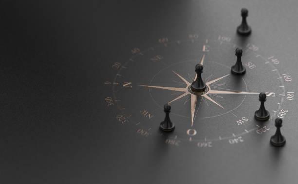 Strategisches Business Advice Konzept – Foto