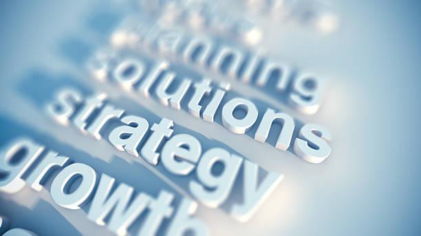 Strategie und business – Foto