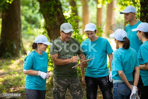 1094812112 istock photo Strategy for environmental cleaning 1022254924