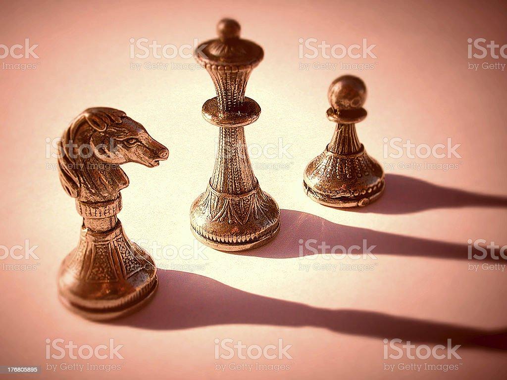 Strategy II royalty-free stock photo