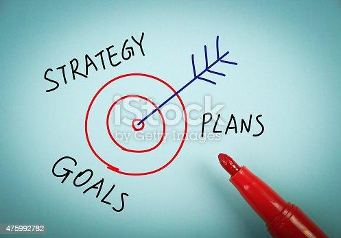 istock Strategy 475992782