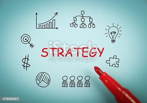 istock Strategy 476355922