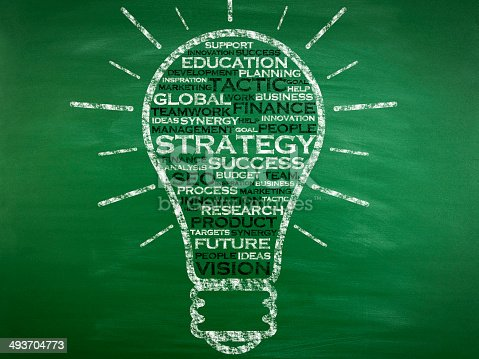 istock Strategy (Click for more) 493704773