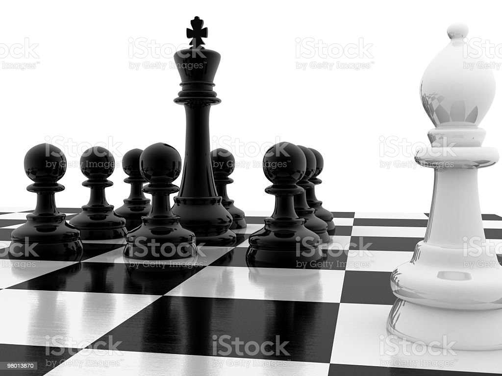 Strategy royalty-free stock photo