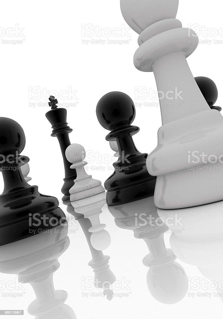 A estratégia foto royalty-free