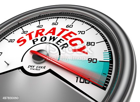 istock strategy power conceptual meter indicate hundred per cent 497830050