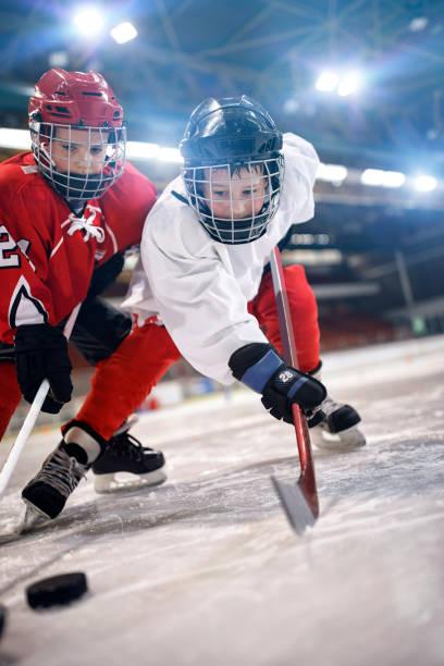 Strategie, um im Eishockey zu gewinnen – Foto