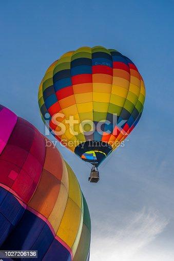 844061492 istock photo Strathaven Balloon Festival Flights 1027206136