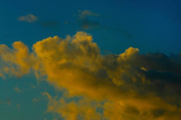 Stratocumulus clouds – zdjęcie