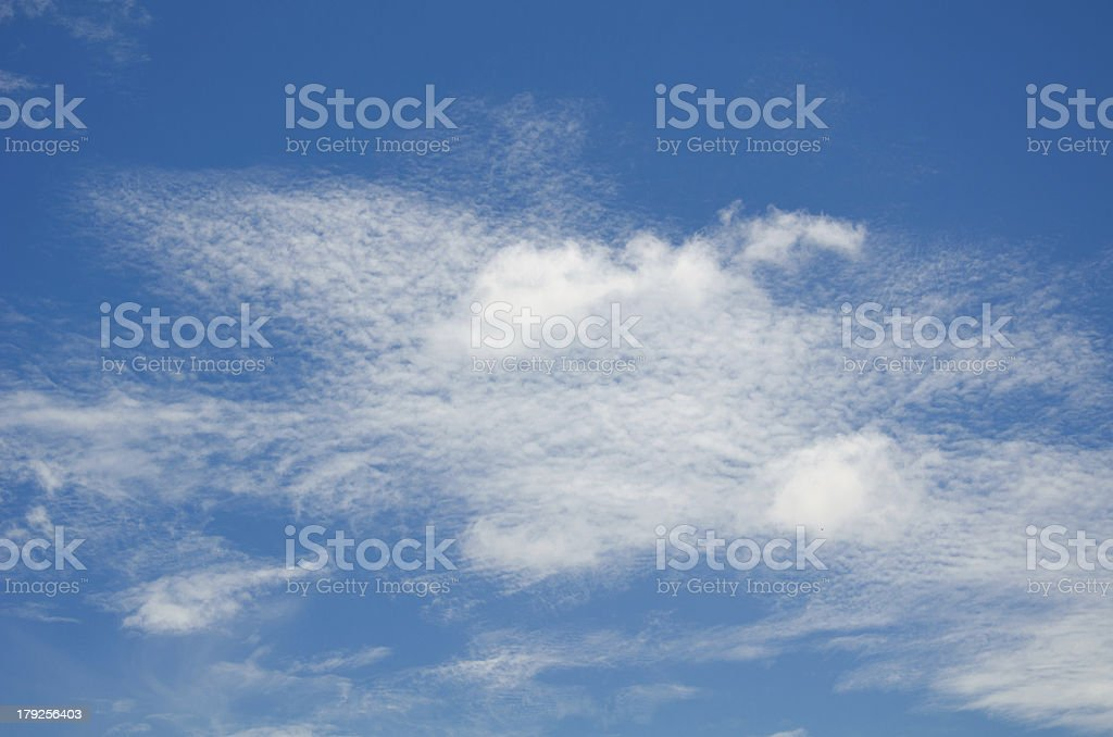 Stratos Cloud Formation royalty-free stock photo