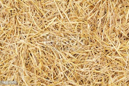 istock Straw background 183242915
