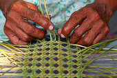 Home made basket production