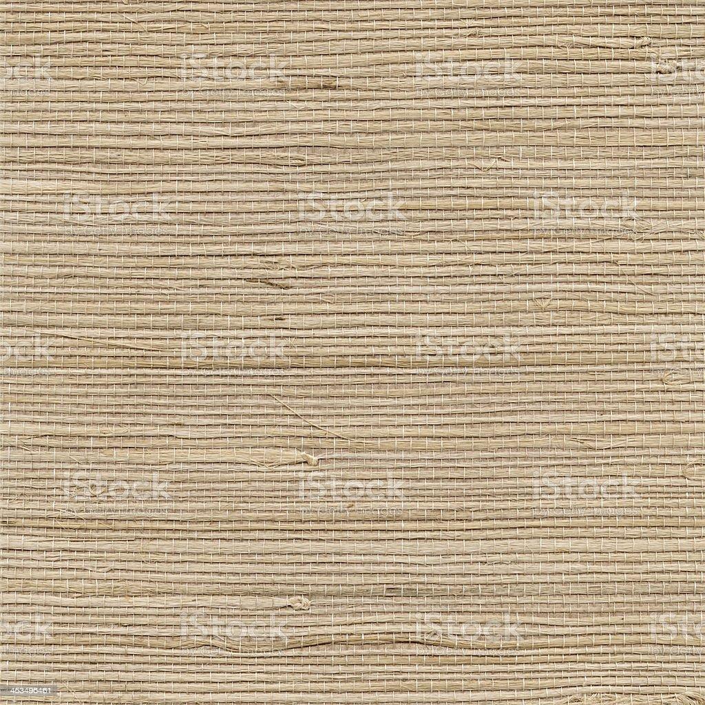 Straw Mat background stock photo