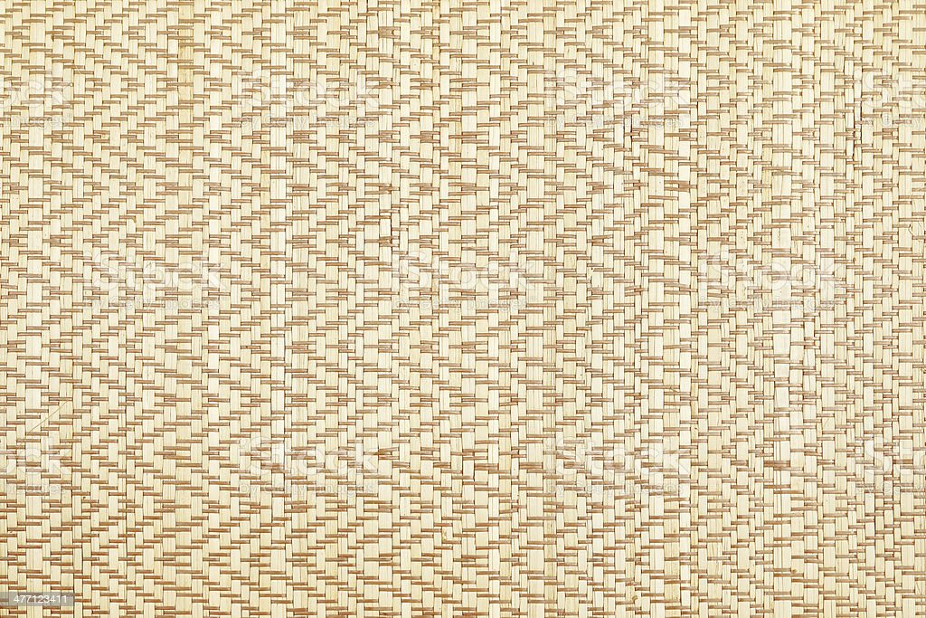 straw mat background stock photo