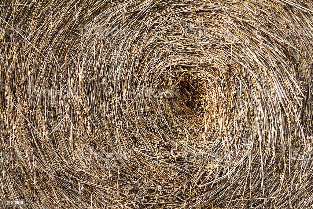 Straw Texture royalty-free stock photo