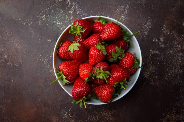 Erdbeeren – Foto