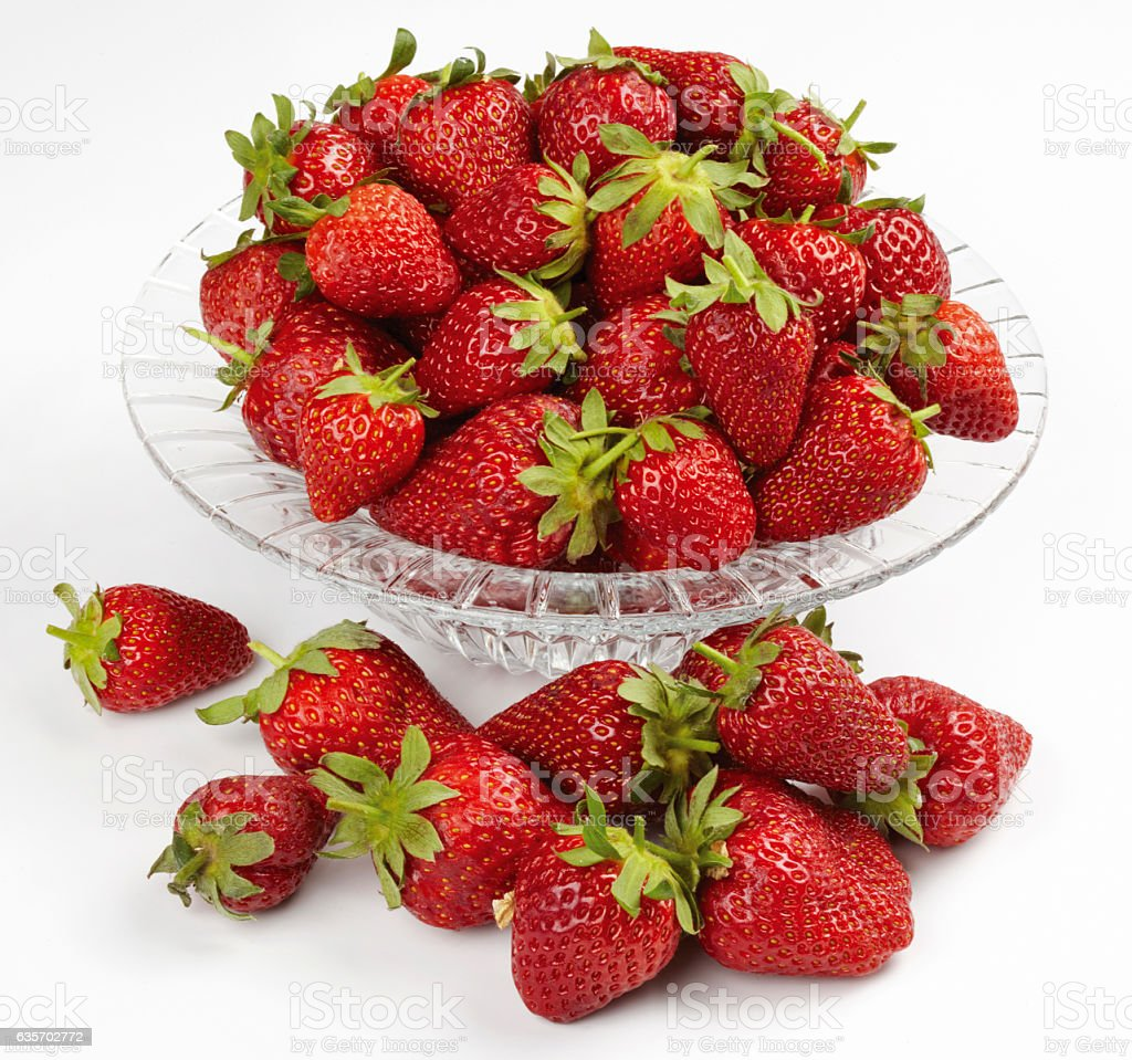 Strawberries royalty-free stock photo