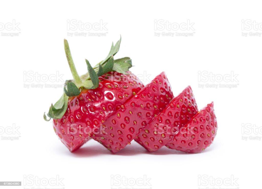 strawberries photo libre de droits