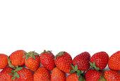 Strawberry border
