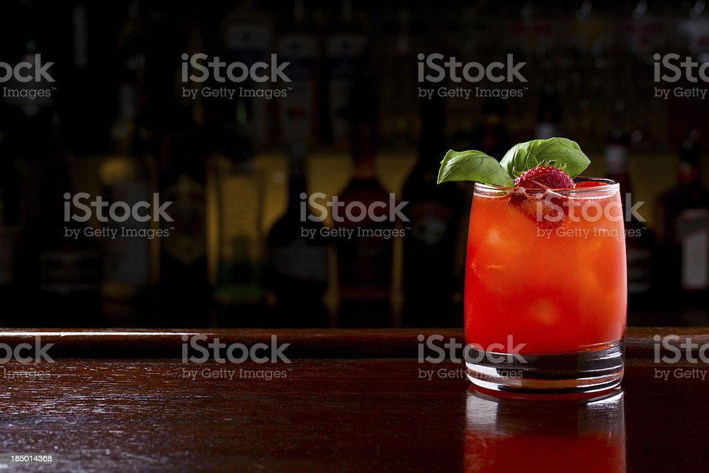 strawberry jive royalty-free stock photo