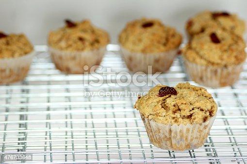 istock strawberry muffin 476733648
