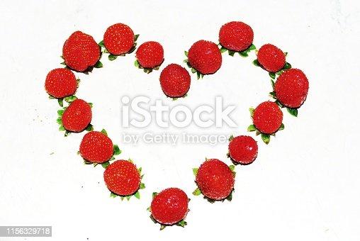 istock Strawberry 1156329718