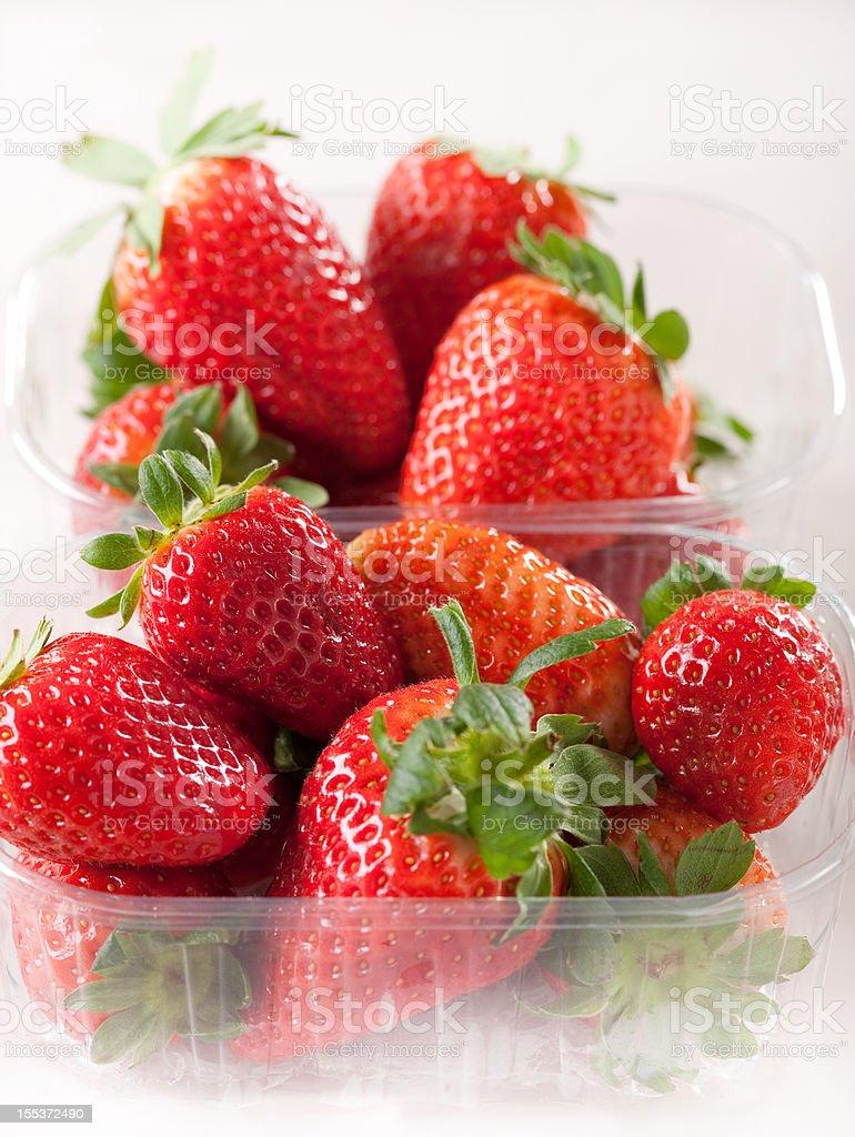 Strawberry royalty-free stock photo