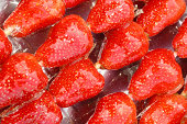 suger strawberry dessert other fruits and food: