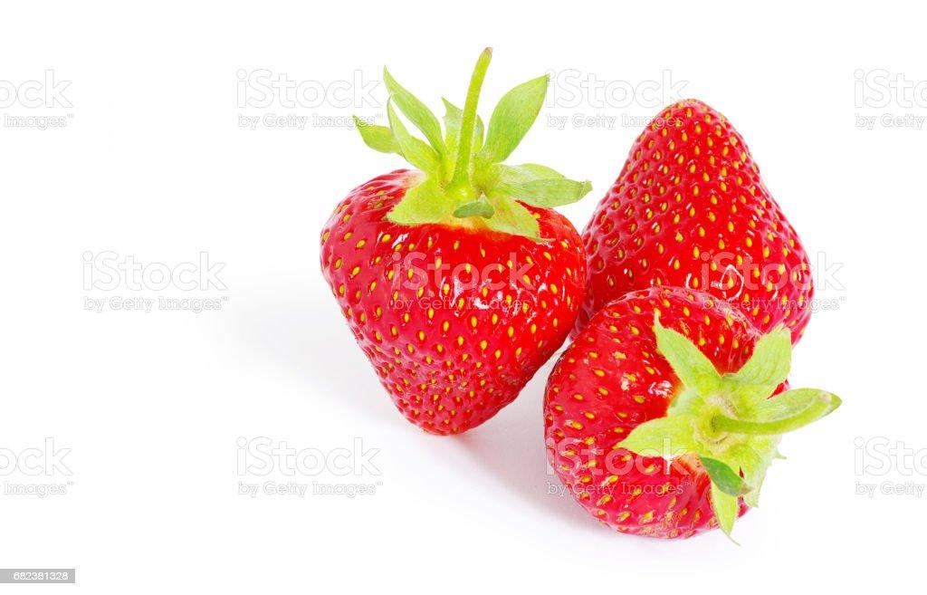 strawberry zbiór zdjęć royalty-free