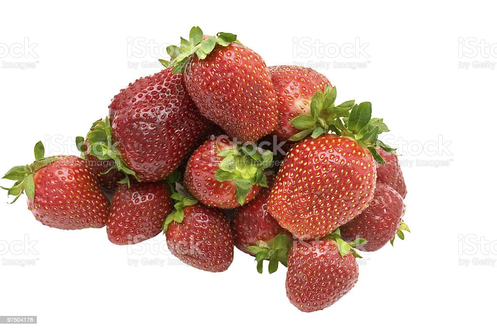 Strawberry. royalty-free stock photo