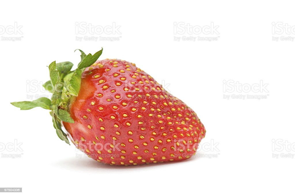 Strawberry royalty-free stock photo