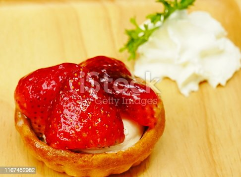 Strawberry, Tart - Dessert, Strawberry Shortcake, Cake, Baked Pastry Item