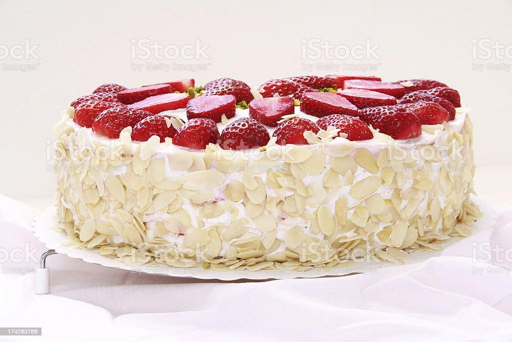 Erdbeer-Creme-Tart – Foto