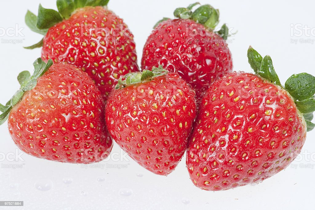 Strawberrys royalty-free stock photo