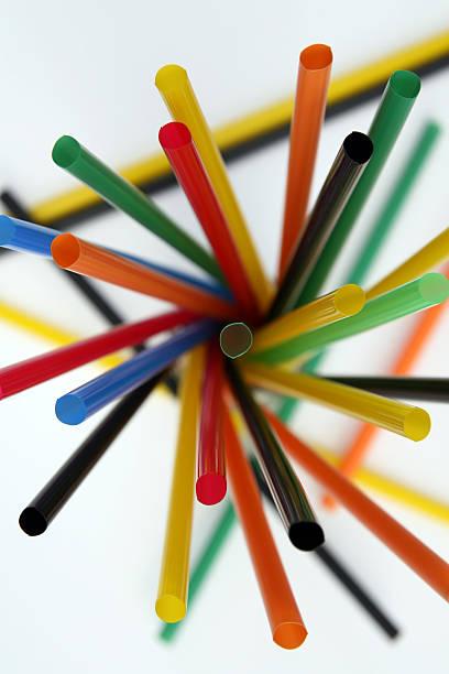 straws - gblu stock-fotos und bilder