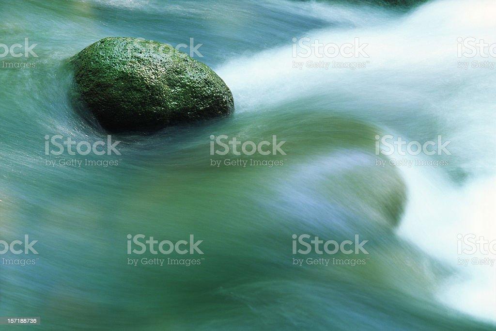 Stream stock photo