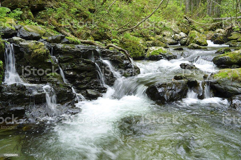 Stream-Felsen – Foto