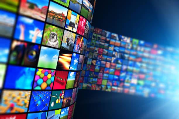 Streaming media technology and multimedia concept picture id1054956016?b=1&k=6&m=1054956016&s=612x612&w=0&h=cxeb mm2nos7vi3gdtuihwv  azyn8fx0mgbshyuh5u=