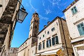 Croatia, Dubrovnik, Europe, Architectural Column, Architecture