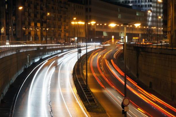 Street at night – Foto